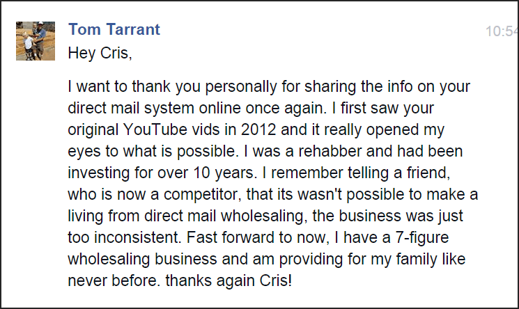 Cris Chico Official Site – Virtual Wholesaling - CrisChico com
